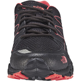 The North Face Storm MS Chaussures Femme, Phantom Grey/Cayenne Red